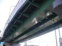 楠線(第1工区) 鋼桁・高欄等塗装工事