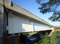 東北自動車道 根市川橋塗替塗装工事