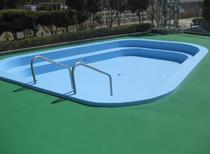 長久手町立長湫保育園プール